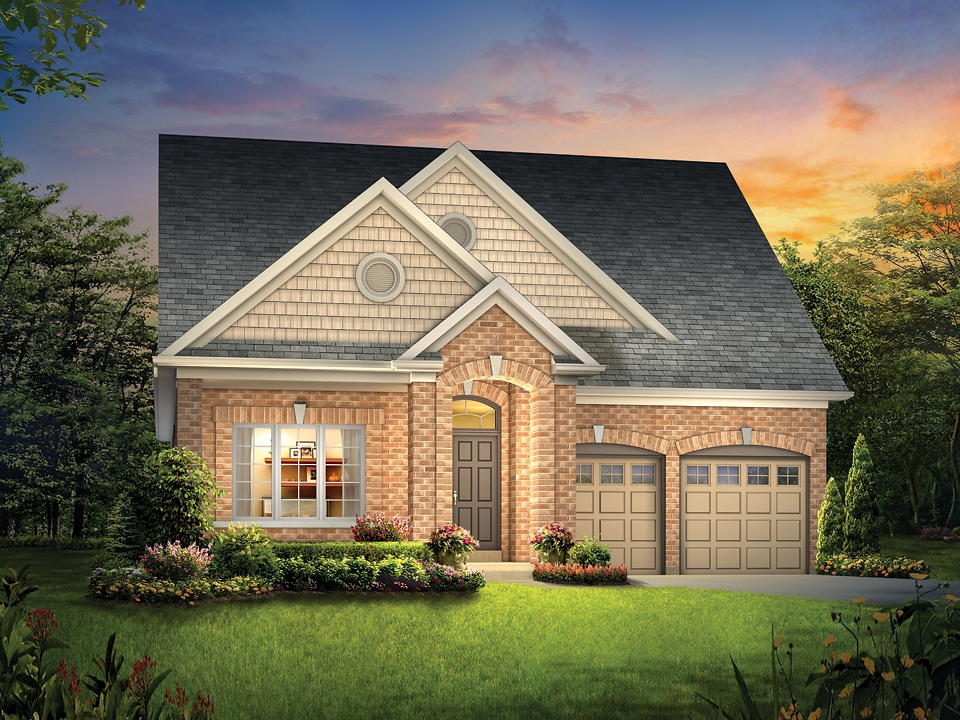 The Perks Of Living In A Bungaloft on Empty Nester House Plans